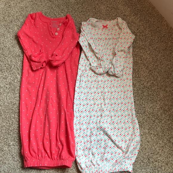 Pajamas   2 Baby Sleep Gowns   Poshmark